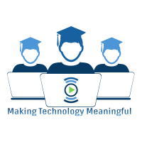Digital Pedagogy – Making Technology Meaningful Logo
