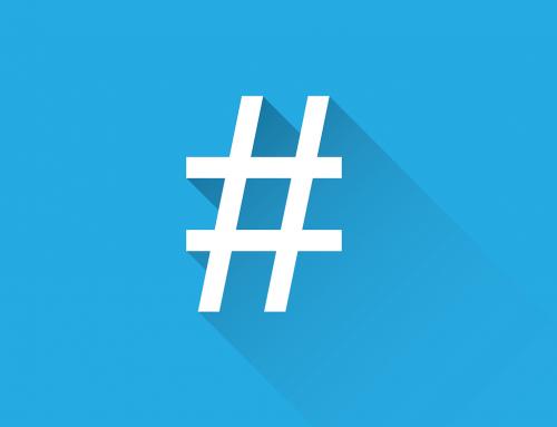 Creating a hashtag